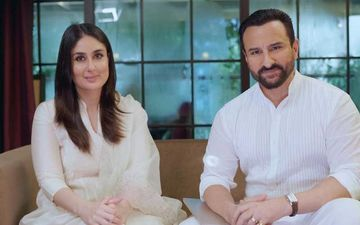 Preggers Kareena Kapoor Khan Shares A 2008 Pic Of Her And Saif Ali Khan From Athens; Says, 'My Love And Me'
