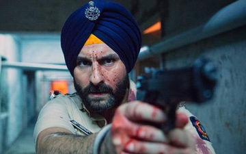 "Saif Ali Khan Aka Sartaj Singh On Sacred Games 2: "" Do Not Want To Be The Poster Boy For OTT"""
