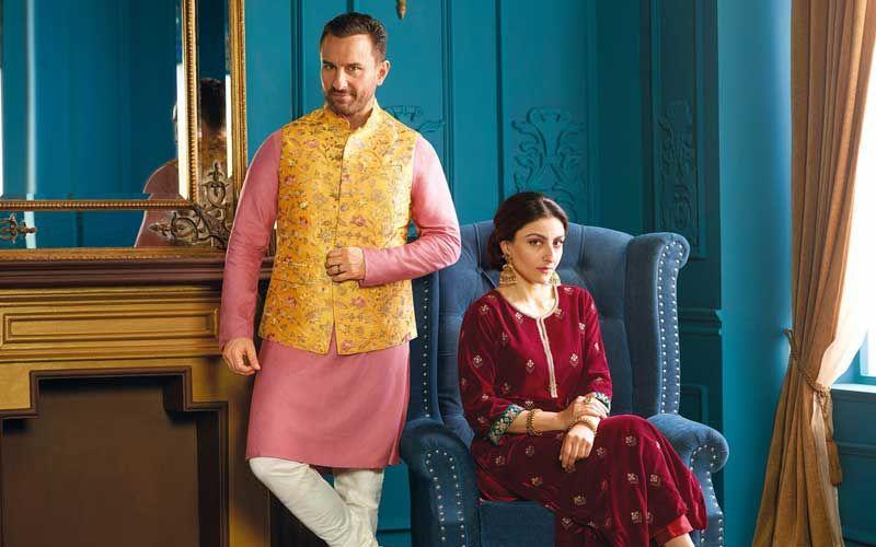 Post Saif Ali Khan, Soha Ali Khan Turns Brand Ambassador For House Of Pataudi; Stars In New Ad With Brother