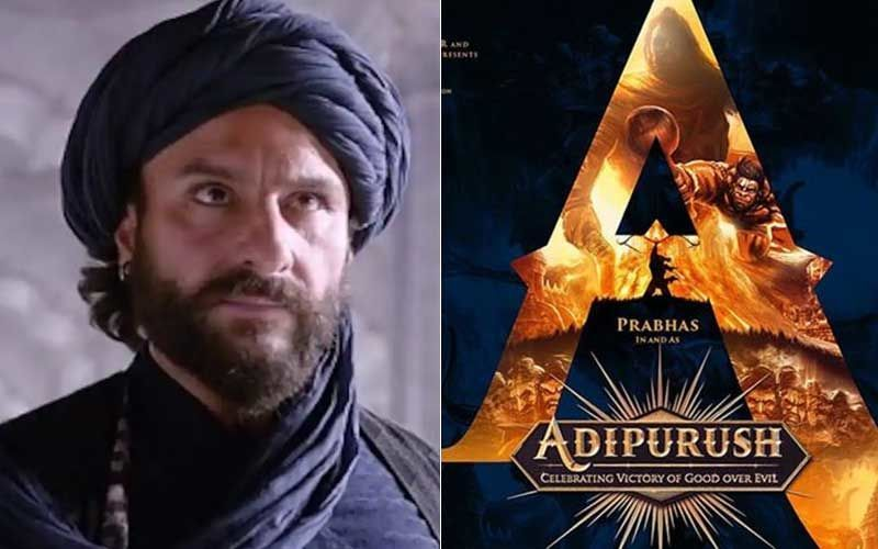 Adipurush: Saif Ali Khan Opens Up On Playing Lankesh In Kriti Sanon-Prabhas Co-Starrer; 'We Will Justify Raavan's Abduction Of Sita And The War With Ram'