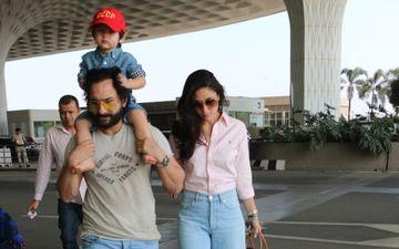 तैमूर कोई स्टार नहीं है पैपराजी उसका पीछा करना बंद करे: सैफ अली खान