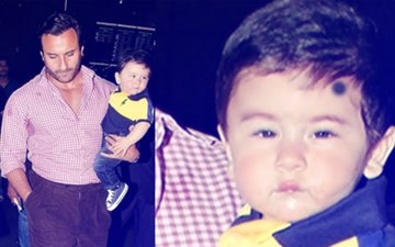 Guess What Has Saif Ali Khan Bought For Taimur Ahead Of His First Birthday?