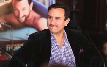 Saif Ali Khan Was Asked If He's Afraid Of Getting Older, His Answer Just Got A 10 On 10 From Us