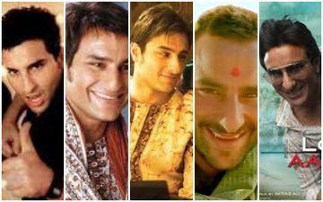 Happy Birthday Saif Ali Khan: 5 Films Of The Bollywood Nawab You MUST Watch!