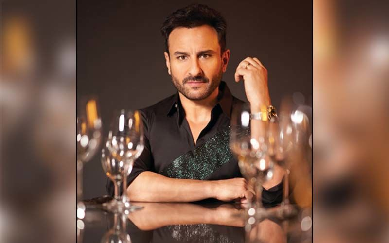 Nothing Safe About Saif Ali Khan's Blistering HOT Look For Magazine Cover - PICS