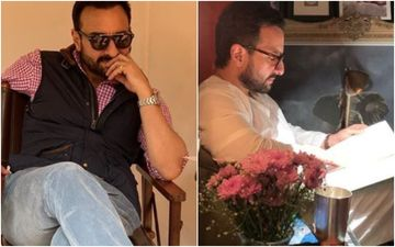 Daddy-To-Be Saif Ali Khan To Pen An Autobiography Replete With Personal Spoilers; Book To Out In 2021