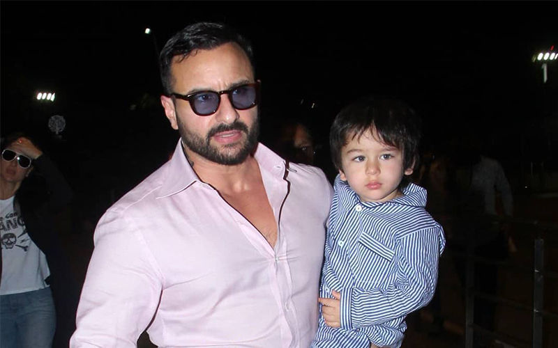Intrigued By Saif Ali Khan's 10-Year-Younger Look? Here Are The Deets About It
