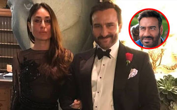 Saif Ali Khan Has The Coolest Reply On De De Pyaar De Dialogue That Mentions His Age Gap With Kareena Kapoor
