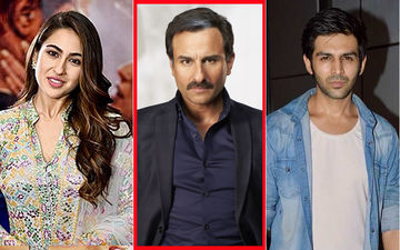Saif Ali Khan Has Turned  Down Kartik Aaryan's Daddy's Role In Daughter Sara's Love Aaj Kal Sequel
