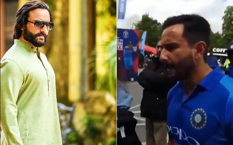Saif Ali Khan Handles Insults Hurled At Him By A Pakistani Man In This Video Like A True Nawab