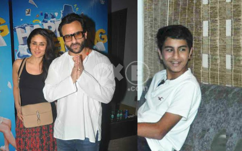 Now What Did Saif's Son, Ibrahim Think Of Happy Ending?