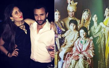 Kareena Kapoor Khan - Saif Ali Khan Wedding Anniversary: Unseen Wedding Pictures Of Royal Couple As They Celebrate 7 Years Of Togetherness