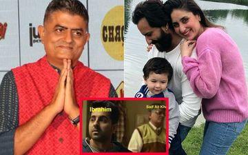 Gajraj Rao Jumps On The Meme Bandwagon After Kareena Kapoor Khan's Pregnancy Announcement; Recreates Badhaai Ho Scene With Taimur, Saif, Ibrahim