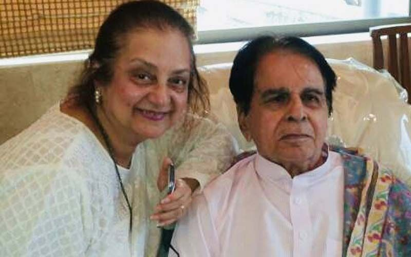 Dilip Kumar Health Update: Saira Banu Assures The Veteran Actor Is Better: 'Just Now Sonography Has Been Done Again'