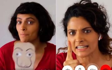 Saiyami Kher Auditions For Money Heist, Sacred Games In LEAKED Audition Tape; Asks 'Will Anurag Kashyap Cast Me If I Don't Abuse?'