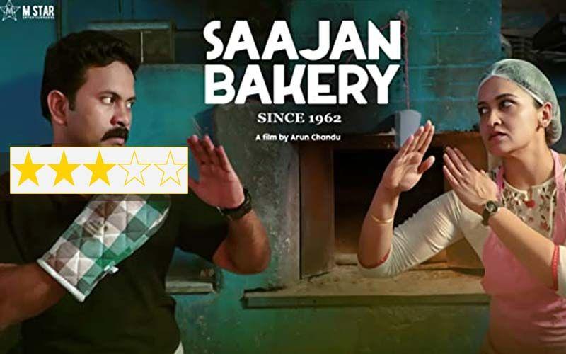 Saajan Bakery Since 1962 Review: The Aju Varghese And Ranjita Menon Starrer Is Other Side Of Sooraj Barjatya