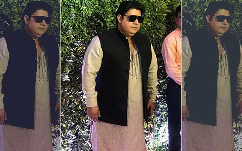 #MeToo Accused Sajid Khan Finally Spotted, But Doesn't Want To Make Eye Contact!