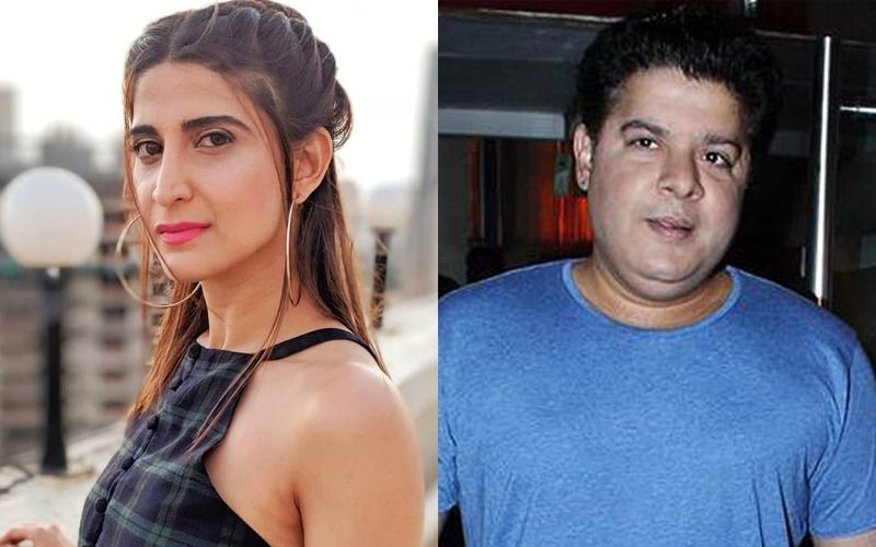 """Would You Have Sex With A Dog If I Gave You 100 Crore?""  Sajid Khan Had Asked Aahana Kumra"
