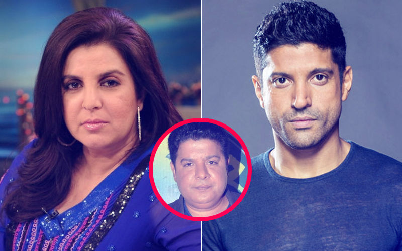 Sajid Khan Sexual Harassment Allegations: Sister Farah Khan And Cousin Farhan Akhtar 'Heartbroken'