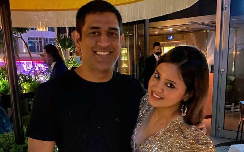 MS Dhoni's Wife Sakshi Dhoni On Her Equation With Cricketer, 'Kahin Aur Ka Gussa, Comes Out On Me. I'm Fine With It'