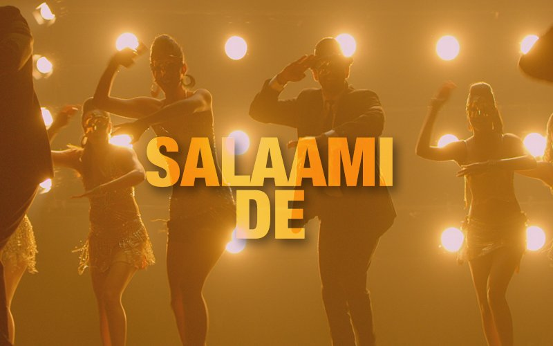 WATCH: SpotboyE Salaams Theme Song Titled 'Salaami De'