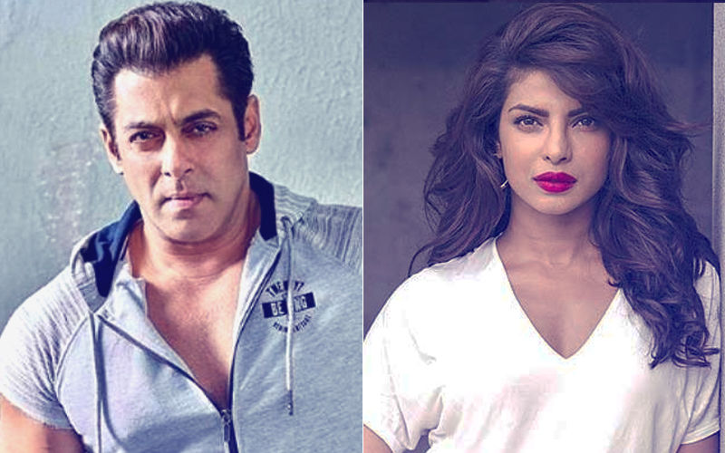 Salman On Priyanka's Exit From Bharat: Her Marriage? Or Her Unwillingness To Work With Me? Or...