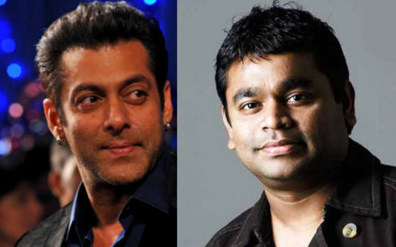 Salman Patches Up With Rahman