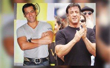 Salman And Sylvester Stallone To Do A Film?