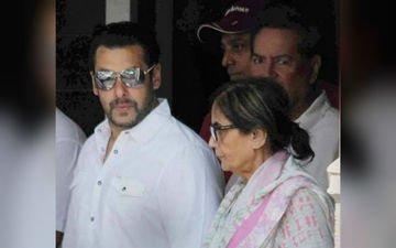 Salma Falls ill After Hearing That Salman May Be Jailed