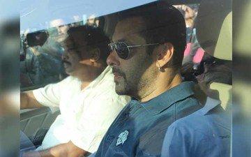 Salman Portrays A Tough Exterior