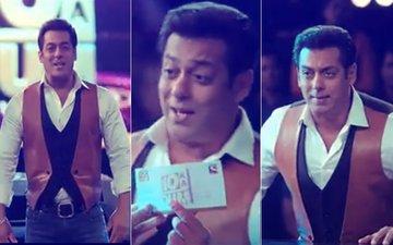 सलमान खान के टीवी शो '10 का दम' का प्रोमो हुआ रिलीज़... दबंग की इंग्लिश सुन हंस पड़ेंगे आप