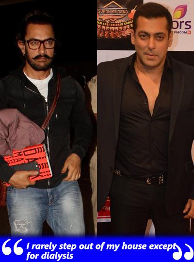 aamir khan and salman kahn