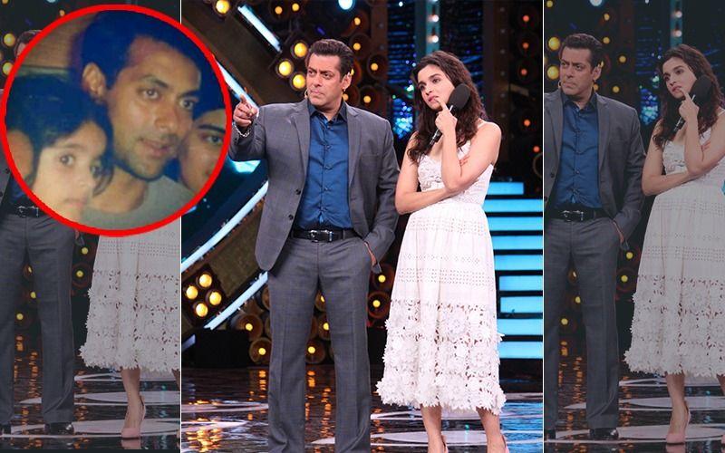 सलमान खान संग आलिया भट्ट के रोमांस की खबर से इंटरनेट पर आया भूचाल, उम्र के फासले को देखकर हैं हैरान यूजर्स