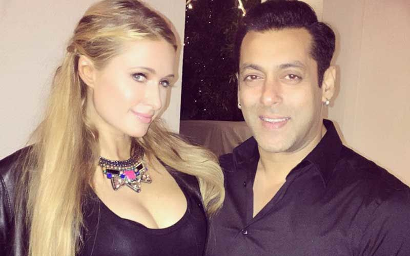 Paris Hilton Finds Salman Khan's 'Jawaani' Bharat Poster Too 'Cool'