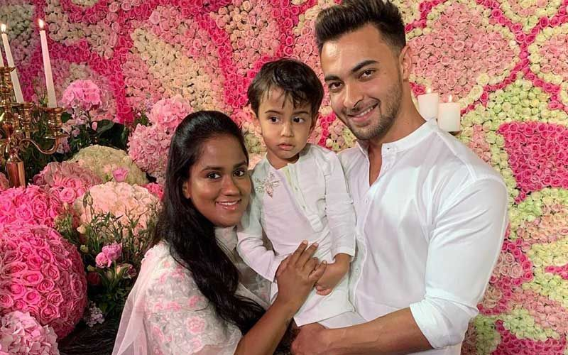 Good News! Aayush Sharma Confirms Arpita Khan's Pregnancy; Says, 'Can't Wait For The Baby To Come' – Video