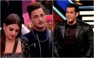 Bigg Boss 13: Salman Khan Bashes Asim Riaz For His Love Confession To Himanshi Khurana, Says: 'It's Fuc*ing Irritating'