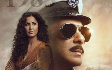 सलमान खान ने फिल्म भारत का चौथा पोस्टर किया शेयर, नेवी ऑफिसर के लुक में आ रहे हैं नजर