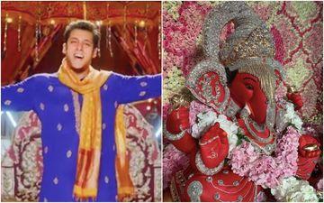 Ganesh Chaturthi 2020: Last 5 Ganpati Festival Celebrations At Salman Khan's House That Are Full Of Zeal