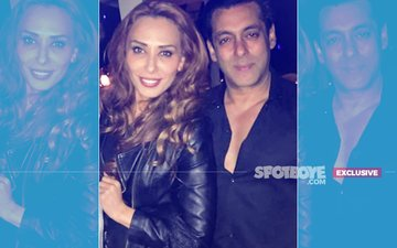Iulia Vantur Returns Into Salman Khan's Arms