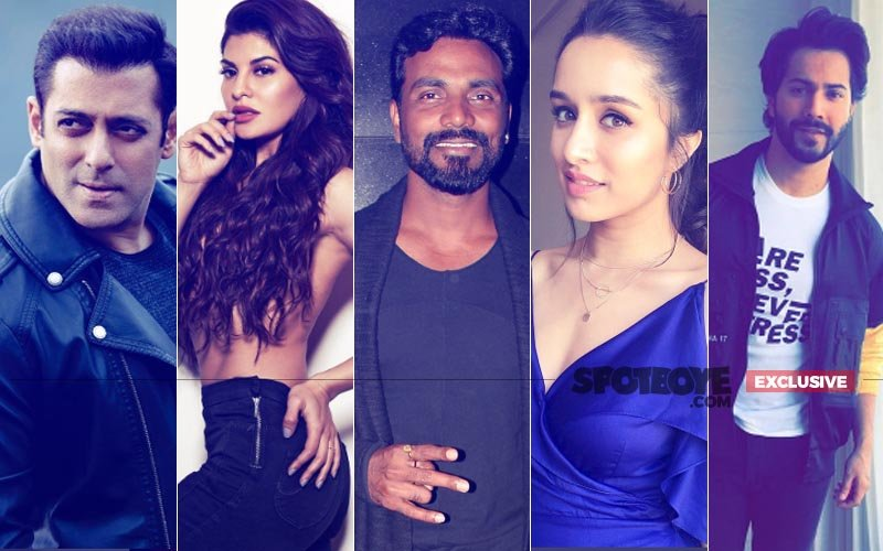 A Multi-Starrer Featuring Salman, Varun, Jacqueline, Tiger, Shraddha, Sonakshi & Daisy
