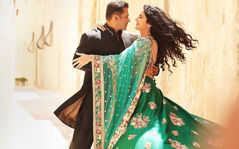 सलमान खान और कैटरीना कैफ की फिल्म 'भारत' की शूटिंग हुई खत्म, अभिनेत्री ने इंस्टाग्राम पर शेयर की यह तस्वीर