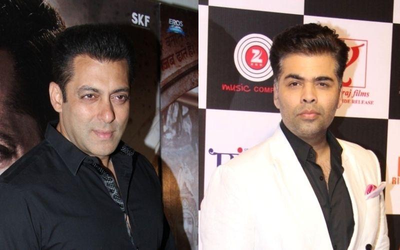 करण जौहर के साथ एक बार फिर काम करने के लिए बेकरार है सलमान खान