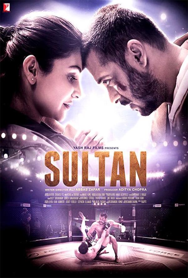 salman and anushka in sultan