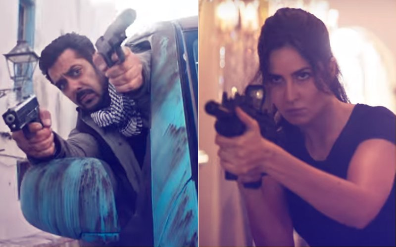 5 Breathtaking Action Pictures From Salman Khan-Katrina ...