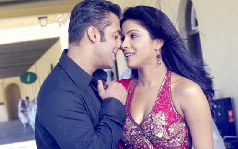 It's Official: Priyanka Chopra & Salman Khan Reunite After 10 Years In Bharat!