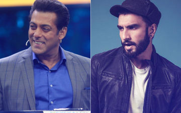 'No One But Me'- Salman Khan's Reply On Ranveer Singh Being Approached To Host Dus Ka Dum