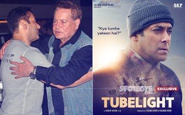 Salman Khan's Tubelight Has All The Ingredients Of A Hit Film, Says Papa Salim Khan