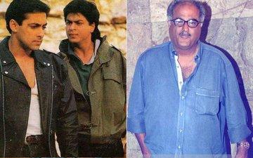 Did You Know: Salman Khan & Shah Rukh Khan's Karan Arjun Was Accused Of Plagiarism By Boney Kapoor