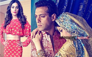 Not Hina Khan, It Could Be Salman Khan's Favourite Sneha Ullal In Tawaif