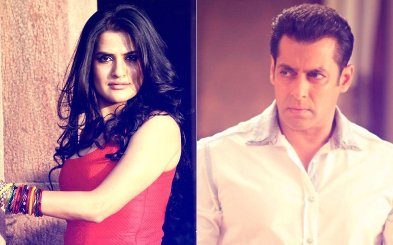 Sona Mohapatra Takes A Dig At Tubelight Superstar Salman Khan